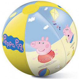 Balle Gonflable Peppa Pig...