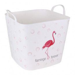 Panier à linge Flamingo...