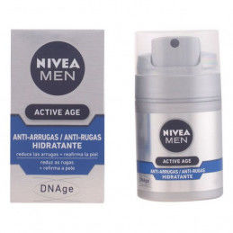 Crème antirides Men Active...