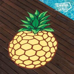 Serviette de Plage Ananas...
