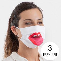 Masque en tissu hygiénique...